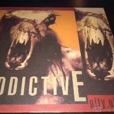Discos de vinilo: ADDICTIVE - PITY OF MAN. Lote 41352374
