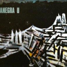 Discos de vinilo: LP BOCANEGRA U ( VICTOR OBIOLS & JOSEP SALES & JORDI BONELL & PERICO SAMBEAT & QUINO BEJAR). Lote 41354301