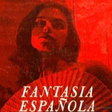 Discos de vinilo: LP ORQUESTA DE CAMARA DE MADRID : FANTASIA ESPAÑOLA . Lote 41358054
