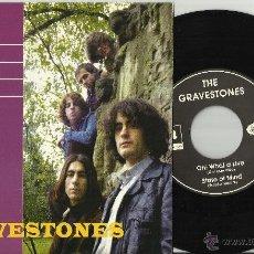 Discos de vinilo: THE GRAVESTONES EP ESPAÑA ANIMAL RECORDS. Lote 41365287