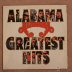 Discos de vinilo: ALABAMA GREATEST HITS. Lote 41368319