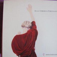 Disques de vinyle: LP - JULIA FORDHAM - PORCELAIN (SPAIN, VIRGIN RECORDS 1989). Lote 41368497