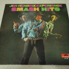 Discos de vinilo: THE JIMI HENDRIX EXPERIENCE ( SMASH HITS ) 1968 - GERMANY LP33 POLYDOR. Lote 41372100