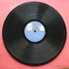 Discos de vinilo: DISCO PIZARRA CANTA GUITARRA (PASODOBLE FLAMENCO) VEN CON LA CAFETERA (CHARLESTON) MARÍA AIXELÁ. Lote 41375271