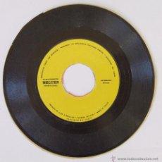 Discos de vinilo: LOS CATINOS RARO FLEXI PROMOCIONAL LA TRAMONTANA DE 1968. Lote 41375825