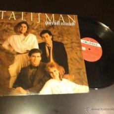 Discos de vinilo: TALISMAN QUERIDO MUNDO - LP 1985 . Lote 41379374