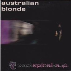 Discos de vinilo: AUSTRALIAN BLONDE SPIRAL E.P. (SUBTERFUGE 1994). Lote 41385960