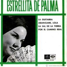 Discos de vinilo: ESTRELLITA DE PALMA. Lote 41386385