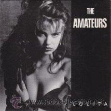 Discos de vinilo: THE AMATEURS (FUSIÓN DE PRODUCCIONES 1989). Lote 41386707