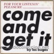 Discos de vinilo: LOS BUGES (SUBTERFUGE 1994). Lote 41386785