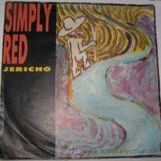Vinyl records - SINGLE SIMPLY RED, JERICHO, DE 1986 - 41387337