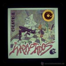 Disques de vinyle: CICATRIZ.- INADAPTADOS. Lote 42380686