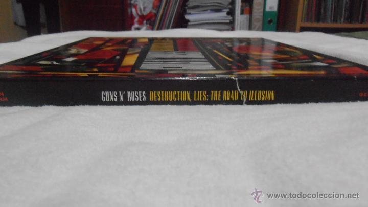 Discos de vinilo: Guns N Roses - Destruction, Lies : The Road To Illusion BOX GED 24434 - Foto 3 - 41394005