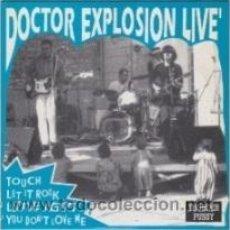 Discos de vinilo: DR.EXPLOSION (THUNDERPUSSY 1992). Lote 41397390