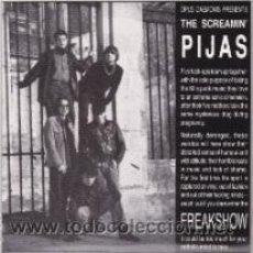 Discos de vinilo: THE SCREAMIN'PIJAS (EL COHETE 1992). Lote 41397636