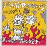 ASS DRAGGERS (GET HIP 1996) (Música - Discos - Singles Vinilo - Grupos Españoles de los 90 a la actualidad)
