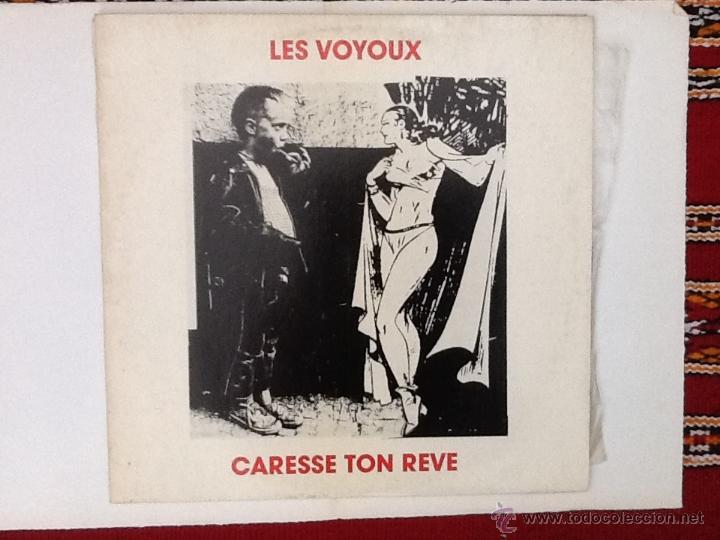 LES VOYOUX ··· CARESSE TON REVE (Música - Discos de Vinilo - Maxi Singles - Canción Francesa e Italiana)