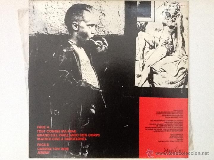 Discos de vinilo: LES VOYOUX ··· Caresse ton reve - Foto 2 - 41398317