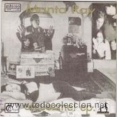 Discos de vinilo: MANTA RAY (SUBTERFUGE 1994). Lote 41398753