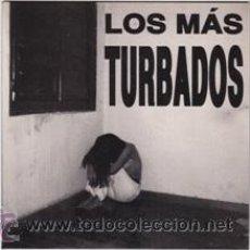 Discos de vinilo: LOS MAS TURBADOS (EL COHETE 1992). Lote 41398825