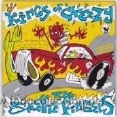 Discos de vinilo: THE SMELLIE FINGERS (WACO RC. 1994). Lote 41399641