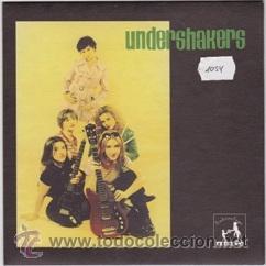 UNDERSHAKERS (SUBTERFUGE 1995) (Música - Discos - Singles Vinilo - Grupos Españoles de los 90 a la actualidad)