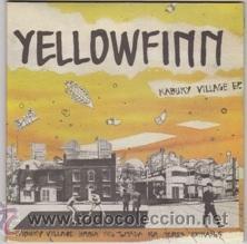 YELLOWFINN (SUBTERFUGE 1994) (Música - Discos - Singles Vinilo - Grupos Españoles de los 90 a la actualidad)