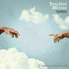 Discos de vinilo: 2LP JONATHAN WILSON FANFARE VINILO FOLK. Lote 143328154
