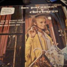 Discos de vinilo: MICHEL LEGRAND: BSO LOS PARAGUAS DE CHERBURGO EP 4 TEMAS. Lote 41403640
