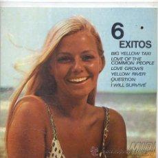 Discos de vinilo: 6 EXITOS - SAMPLER DEL SELLO FIDIAS (EP ESPAÑOL 1970) - TEMAS EN PORTADA. Lote 41404731