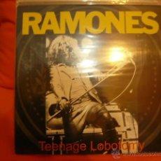 Discos de vinilo: RAMONES- RARO. Lote 41406809