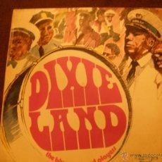 Discos de vinilo: DIXIE LAND,THE BLUES AND SOUL PLAYERS. Lote 41409206