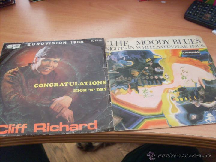 Discos de vinilo: LOTE 39 EP Y SINGLES . PRINCIPALMENTE POP ROCK EXTRANJERO (F5) - Foto 4 - 41409347