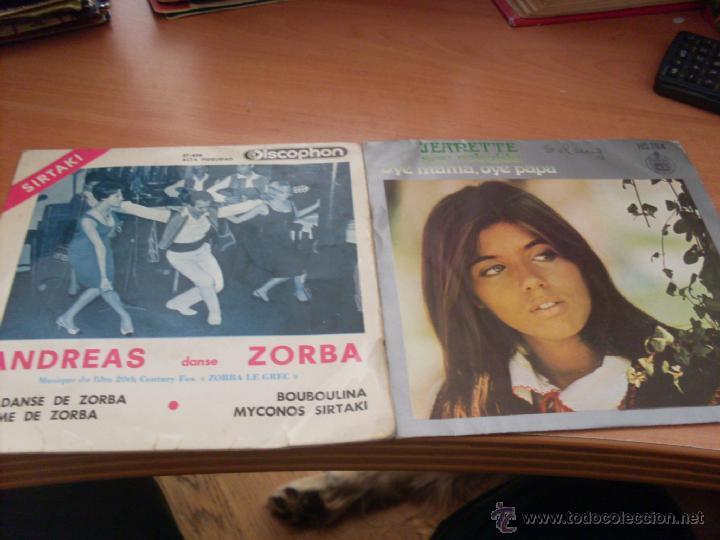Discos de vinilo: LOTE 39 EP Y SINGLES . PRINCIPALMENTE POP ROCK EXTRANJERO (F5) - Foto 6 - 41409347