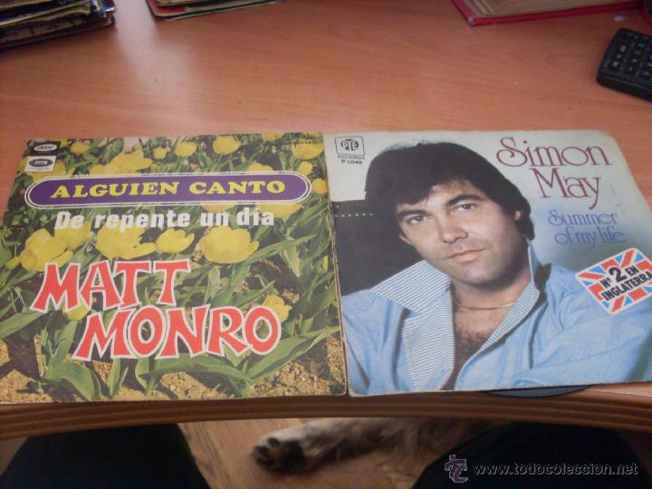 Discos de vinilo: LOTE 39 EP Y SINGLES . PRINCIPALMENTE POP ROCK EXTRANJERO (F5) - Foto 7 - 41409347