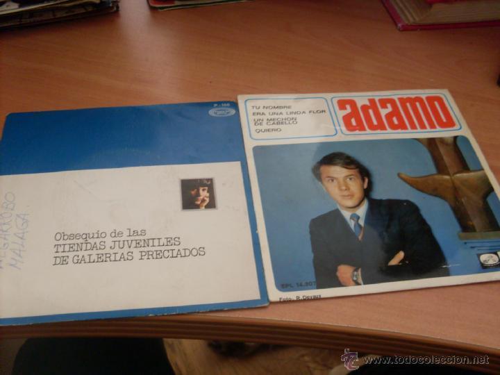 Discos de vinilo: LOTE 39 EP Y SINGLES . PRINCIPALMENTE POP ROCK EXTRANJERO (F5) - Foto 8 - 41409347