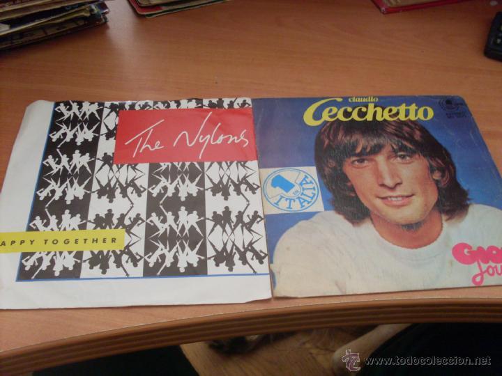 Discos de vinilo: LOTE 39 EP Y SINGLES . PRINCIPALMENTE POP ROCK EXTRANJERO (F5) - Foto 13 - 41409347