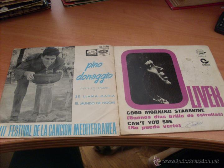 Discos de vinilo: LOTE 39 EP Y SINGLES . PRINCIPALMENTE POP ROCK EXTRANJERO (F5) - Foto 14 - 41409347