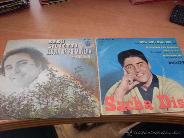 Discos de vinilo: LOTE 39 EP Y SINGLES . PRINCIPALMENTE POP ROCK EXTRANJERO (F5) - Foto 15 - 41409347