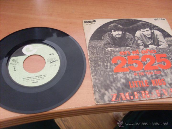 Discos de vinilo: LOTE 39 EP Y SINGLES . PRINCIPALMENTE POP ROCK EXTRANJERO (F5) - Foto 20 - 41409347