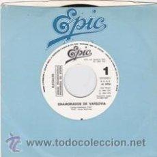 Discos de vinilo: ILEGALES ENAMORADOS DE VARSOVIA (EPIC 1985). Lote 41417047