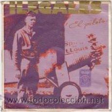 Discos de vinilo: ILEGALES EL PILOTO/DESTRUYE (S.F.A. 1984). Lote 41417335