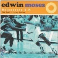 Discos de vinilo: EDWIN MOSES BALONCESTO E.P. (SIESTA 1997). Lote 41418182