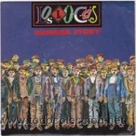 LOS LOCOS SUMMER STORY/DETRAS DE LA VERDAD (TWINS 1987) (Música - Discos - Singles Vinilo - Grupos Españoles de los 90 a la actualidad)