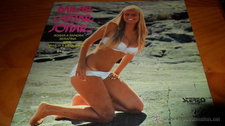 BAILAR, CANTAR, SOÑAR... LP 1971, CON EVOLUTION, JAMES ROYAL, 5 CHICS, THE WAKE, BORYS (Música - Discos - LP Vinilo - Grupos Españoles de los 70 y 80)