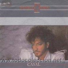 Discos de vinilo: TINO CASAL PÀNICO EN EL EDEN/INSTRUMENTAL (EMI 1984). Lote 41425165