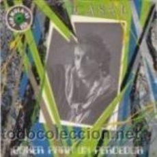 Discos de vinilo: TINO CASAL POKER PARA UN PERDEDOR/MIEDO (EMI 1983). Lote 41425204