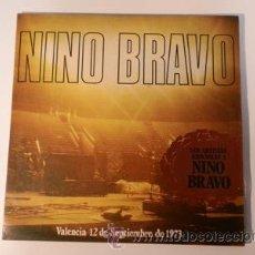Discos de vinilo: LOS ARTISTAS ESPAÑOLES A NINO BRAVO-DISCO VINILO DOBLE LP. Lote 41425461