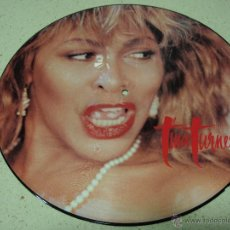 Discos de vinilo: TINA TURNER ?– TYPICAL MALE, UK 1986 CAPITOL RECORDS. Lote 41426618