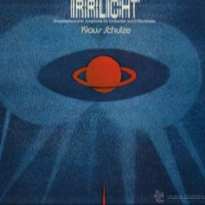 Discos de vinilo: LP KLAUS SCHULZE : IRRLICHT ( QUAD / QUADROFONICO / QUADROPHONISCHE ) . Lote 41438869